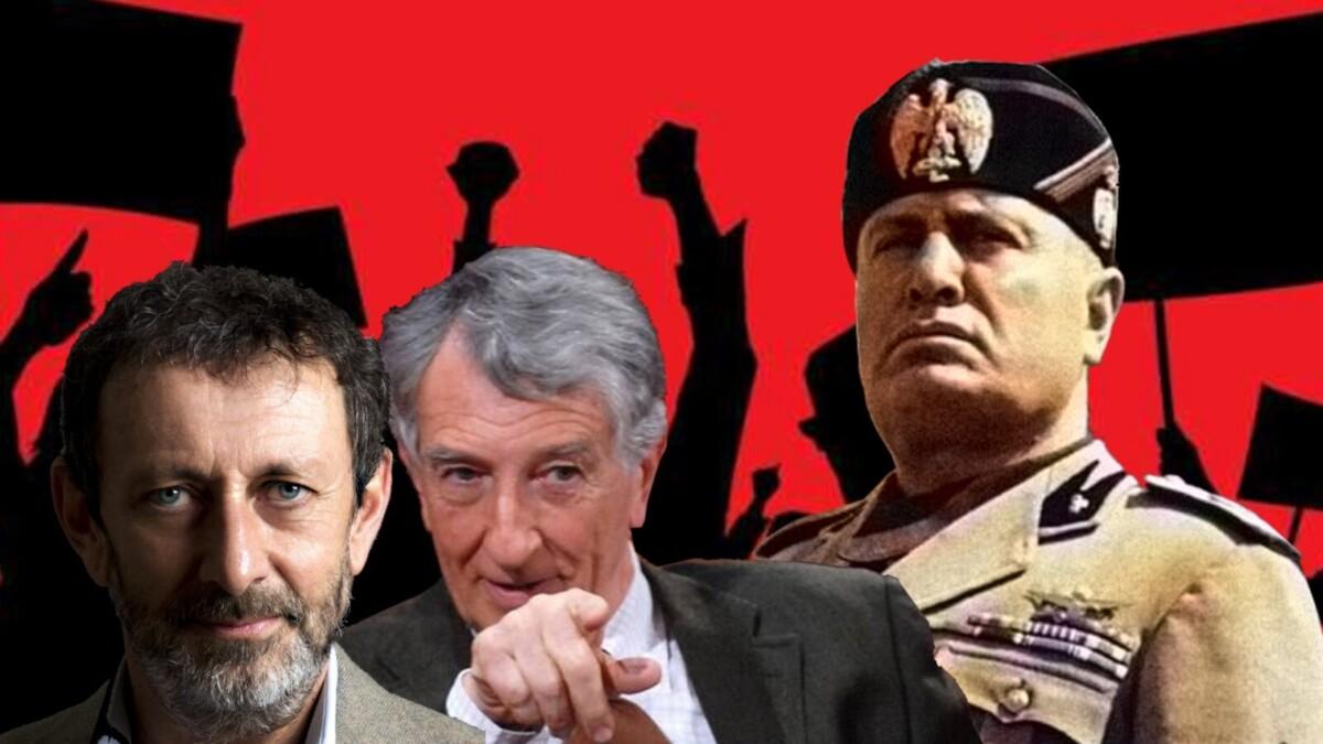 Sul fascismo o sono ignoranti oppure in malafede