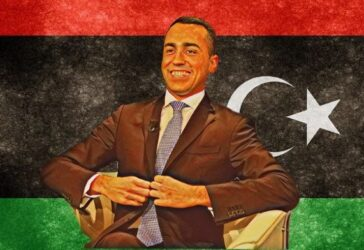 di maio libia