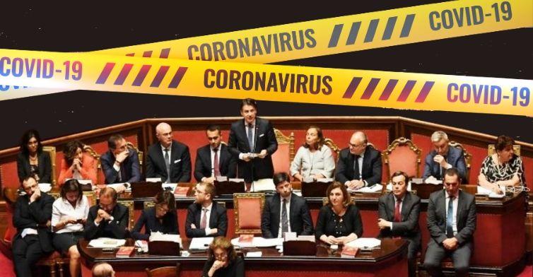 Il governo vivacchia a furia di emergenze