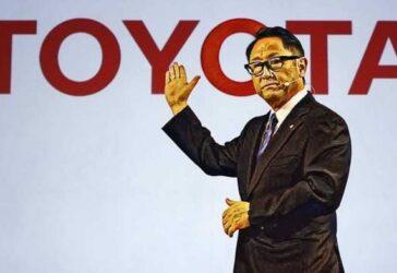 Akyo Toyoda toyota
