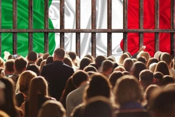 italiani lockdown