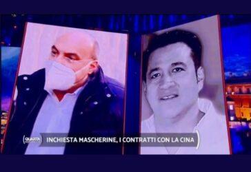mascherine inchiesta