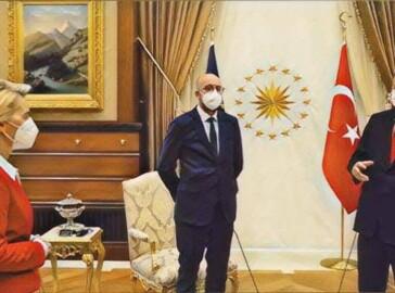 Erdogan von der Leyen