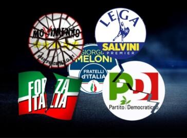 la crisi dei partiti