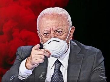 de luca mascherine