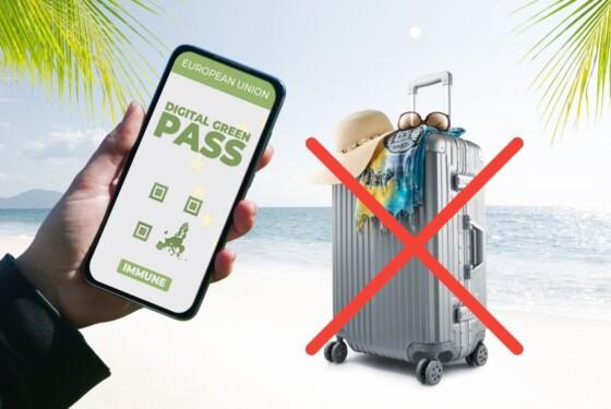 green pass vacanze