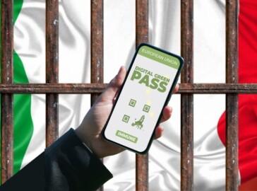 green pass lockdown