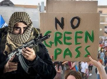 no green pass(1)